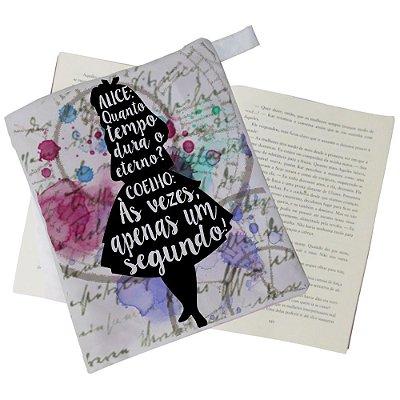 Capinha Livro - Alice - Quanto tempo dura o Eterno