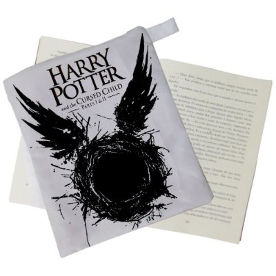 Capinha Livro - Harry potter and the cursed child