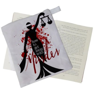 Capinha Livro - How to get away with a murderer
