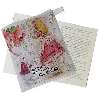 Capinha Livro - Alice - Eu faço meu destino