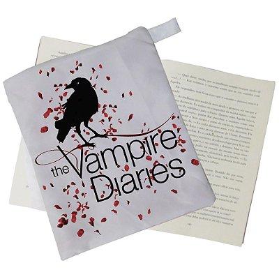 Capinha Livro - The vampire Diaries