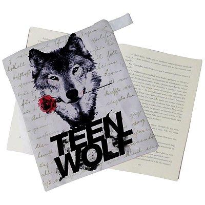 Capinha Livro - Teen Wolf