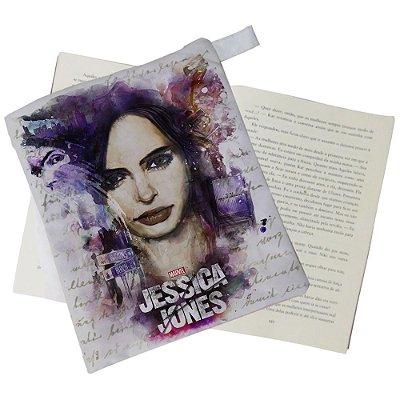 Capinha Livro - Jessica Jones