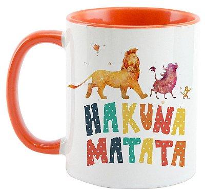 Caneca - Hakuna Matata