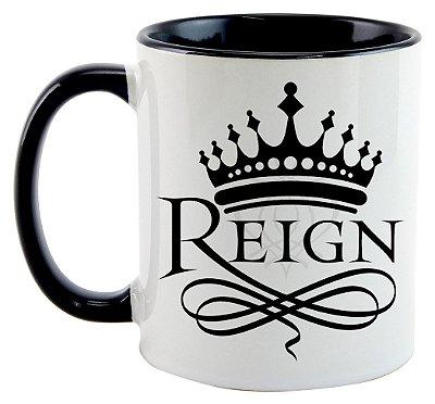 Caneca - Reign - Black