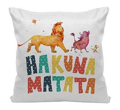 Almofada - Hakuna Matata