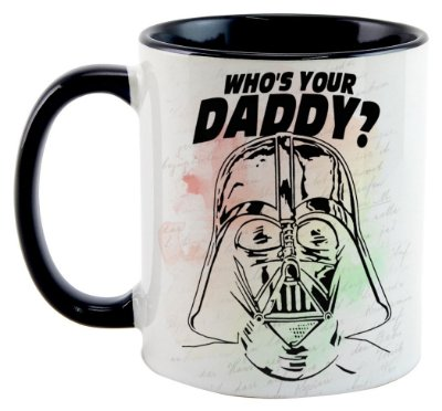 Caneca - Star Wars - Your Daddy?