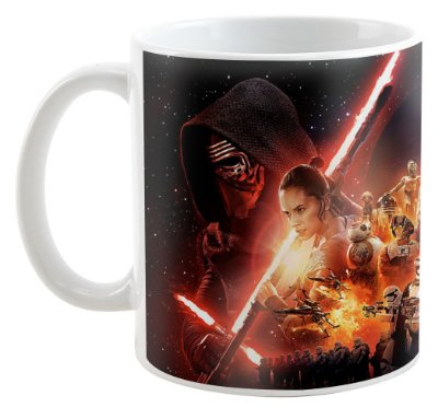 Caneca - Star Wars - Poster
