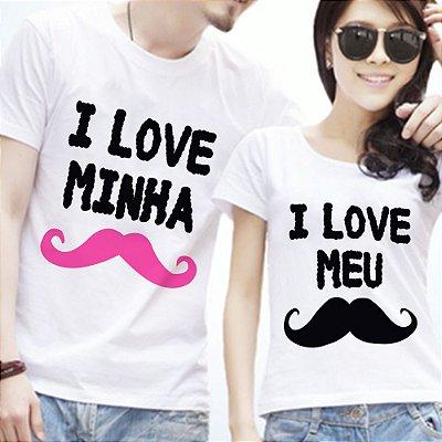 Camisetas - I Love