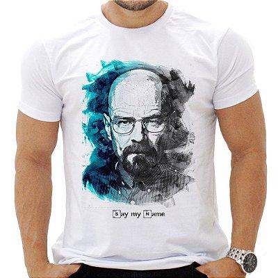 Camiseta Masculina - Heisenberg