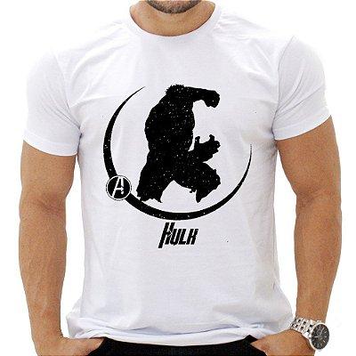 Camiseta Masculina - Hulk