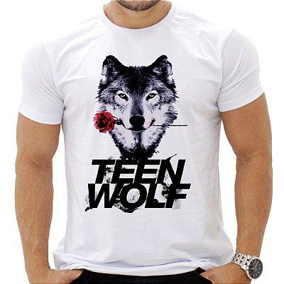 Camiseta Masculina - Ten Wolf
