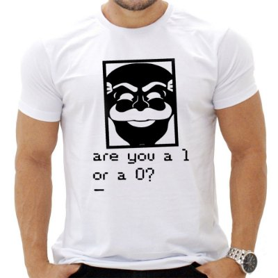 Camiseta Masculina - Are  You