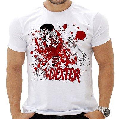 Camiseta Masculina - Dexter