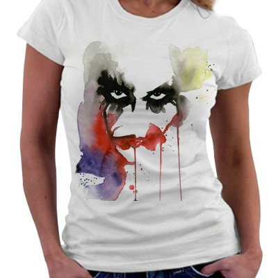 Camiseta Feminina - Harley Quinn