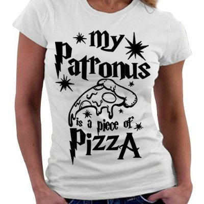 Camiseta Feminina - Harry Potter - My Patronus