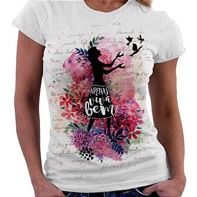 Camiseta Feminina - Como eu era antes de você - Viva Bem