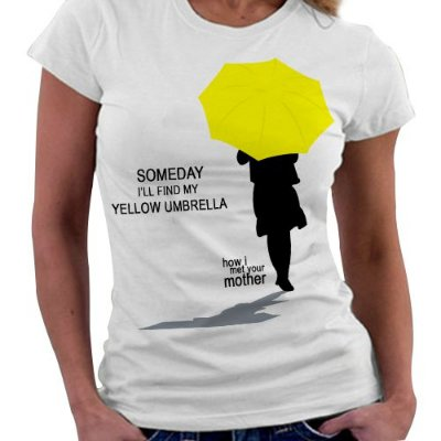 Camiseta Feminina - How i met your mother