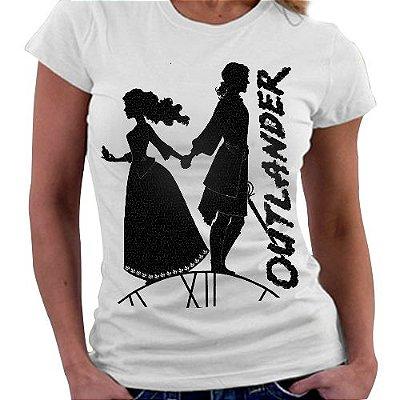 Camiseta Feminina - Outlander