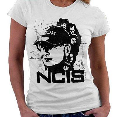 Camiseta Feminina - NCIS