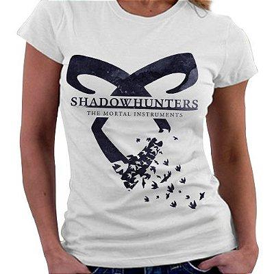 Camiseta Feminina - Instrumentos Mortais