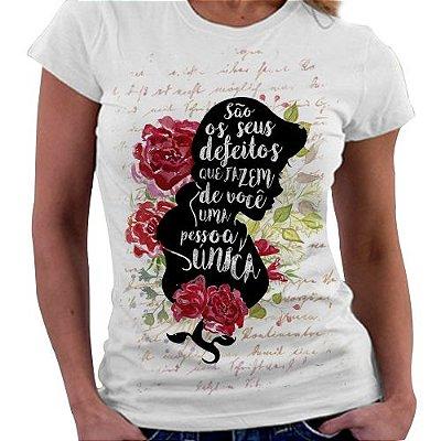 Camiseta Feminina - Bela