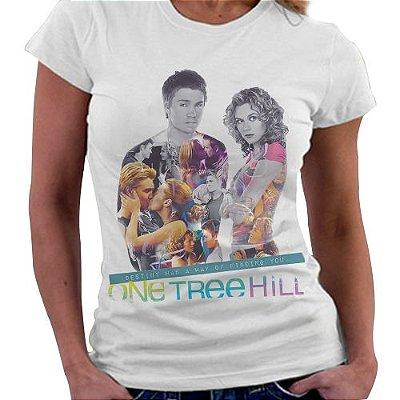 Camiseta Feminina - One tree Hill