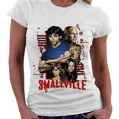 Camiseta Feminina - Smallville