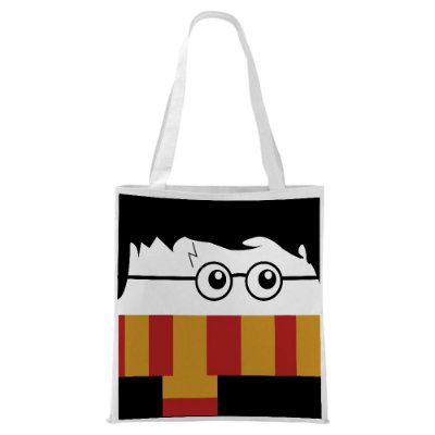 Ecobag - Harry Potter - Personagem Harry