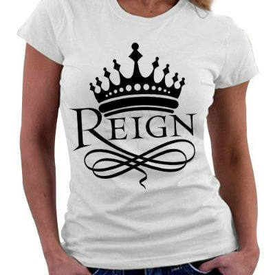 Camiseta Feminina - Reign