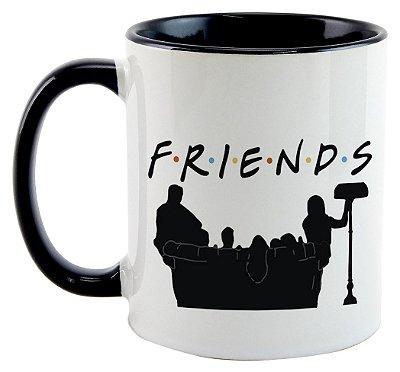 Caneca - Série Friends - Sofá