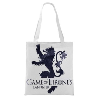 Ecobag - Game of Thrones - Casa Lannister