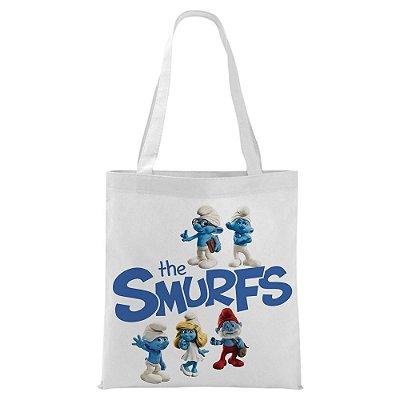 Ecobag - Smurfs