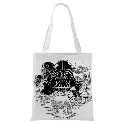 Ecobag - Star Wars - Personagens