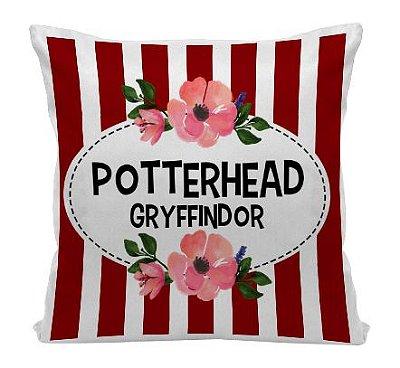 Almofada - Harry Potter - Casa Gryffindor