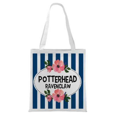 Ecobag - Harry Potter - Casa Ravenclaw