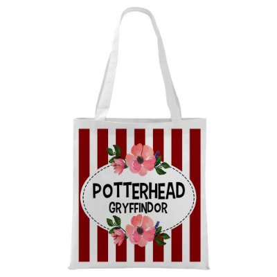 Ecobag - Harry Potter - Casa Gryffindor