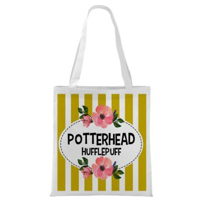 Ecobag - Harry Potter - Casa Hufflepuff