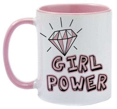Caneca - Girl Power