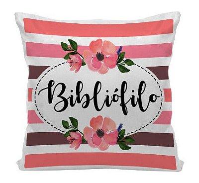 Almofada - Bibliófilo - Pink