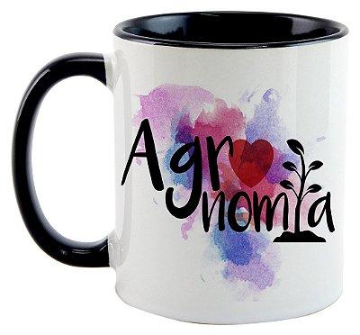 Caneca - Profissões - Agronomia