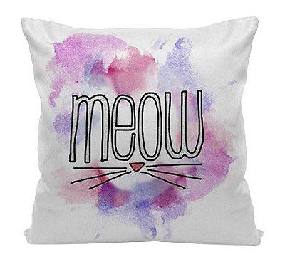 Almofada - Meow