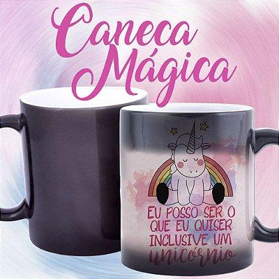 Caneca Mágica - Posso Ser