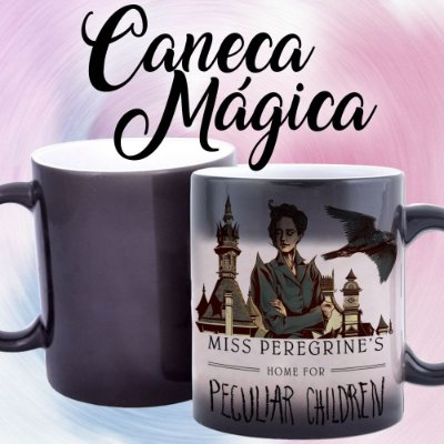 Caneca Mágica - Miss Peregrine's