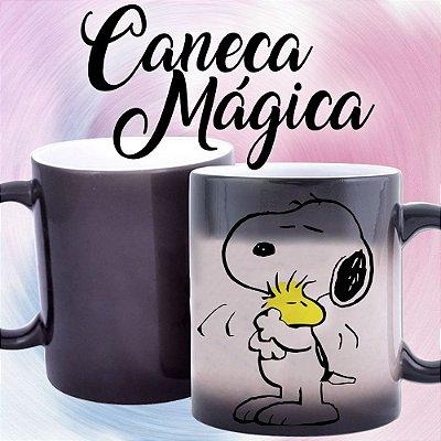 Caneca Mágica - Snoopy