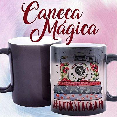 DUPLICADO - Caneca Mágica - Book Lover