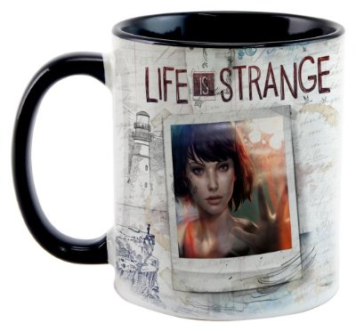 Caneca - Game Life is Strange - Black