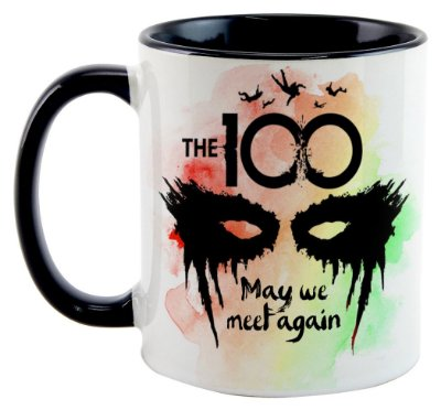 Caneca - Série The 100 - May we
