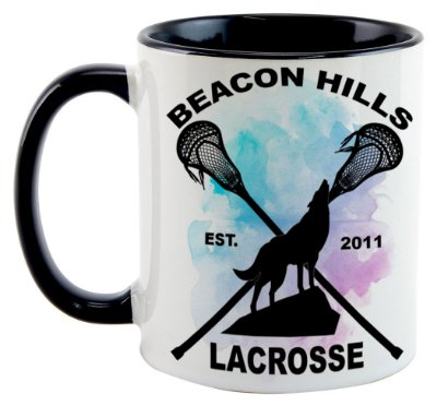 Caneca - Teen Wolf - Beacon Hills