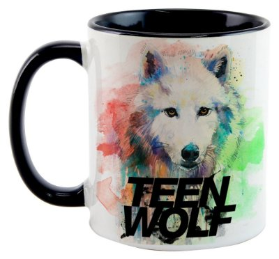 Caneca - Teen Wolf - Lobo